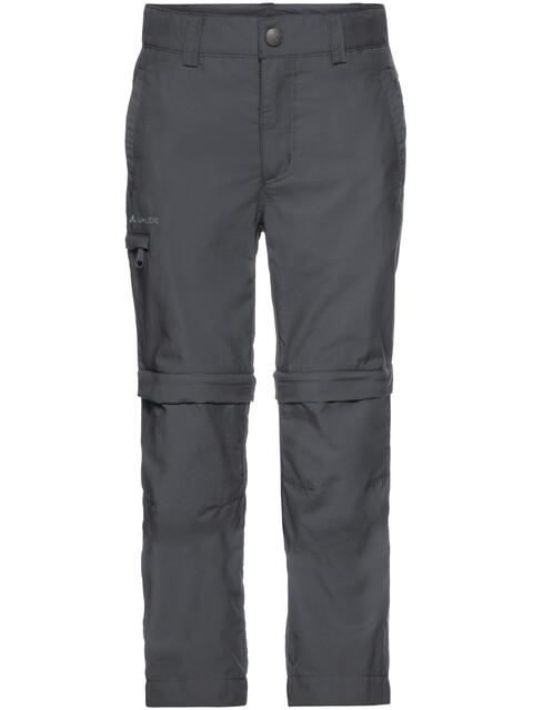 VAUDE Detective II - Pantalon Enfant - gris